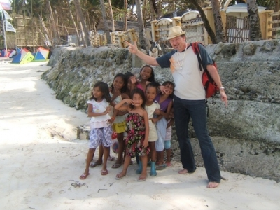 Boracay Island Native Kids