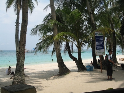 Boracay Island Philippines White Sand Beach