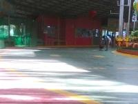 Roller skating rink at Burnham Park, Baguio, Philippines