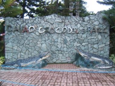 Davao Park Crocodile Park