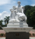 More Statues Near Rizal Park