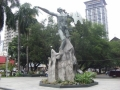 Unidentified Statue on Roxas Boulevard