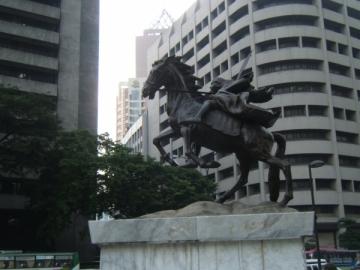 Gabriela Silang Monument Makati Ave