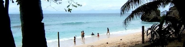 Gisi Beach Guimaras