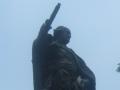 Los Pilipino Statue in Intramuros