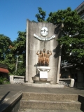 Scouts Memorial Statue in Intramuros