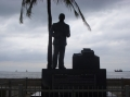 Maximo V Soliven Statue on Roxas Boulevard