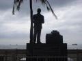 Maximo V Soliven Statue on Roxas Boulevard