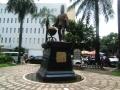 Pelipe. ll Haring Espana Statue in Intramuros