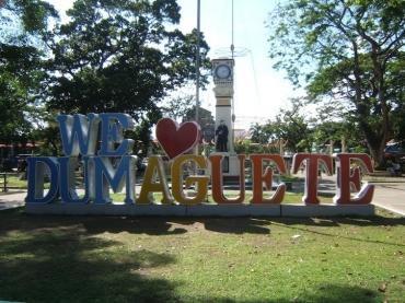 Quezon Park Dumaguete