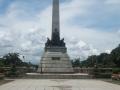 Jose Rizal Monument In Luneta Park