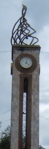 San Pedro Clock