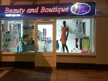 beauty and boutique