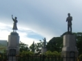 Ninoy and Maria Corazon  Aquino Monument