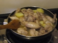 pinoy cooking chicken curry
