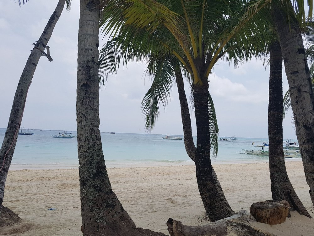 Boracay Beach August 2017