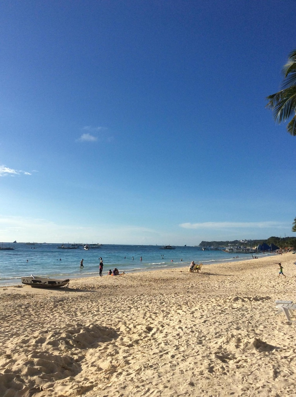 Boracay in November 2017