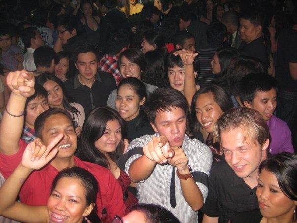 Embassy Night Club The Fort Manila