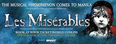 Les Miserables Manila